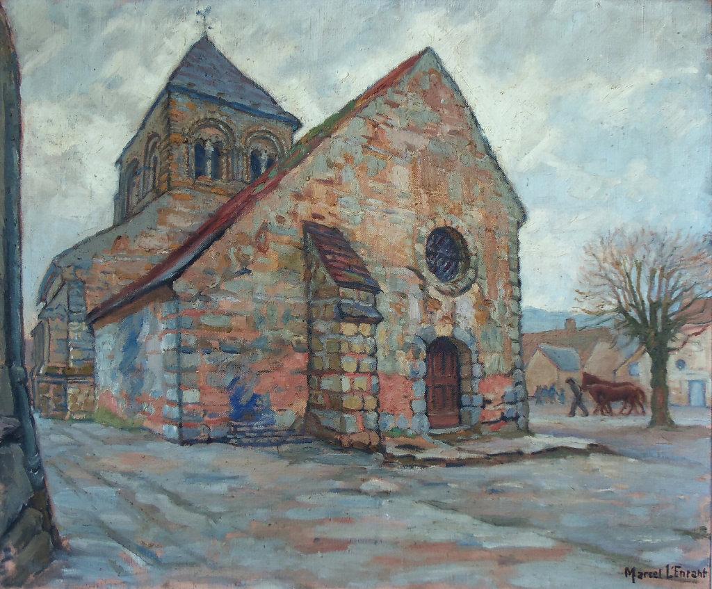 Eglise de Celles-lès-Condé (Picardie)