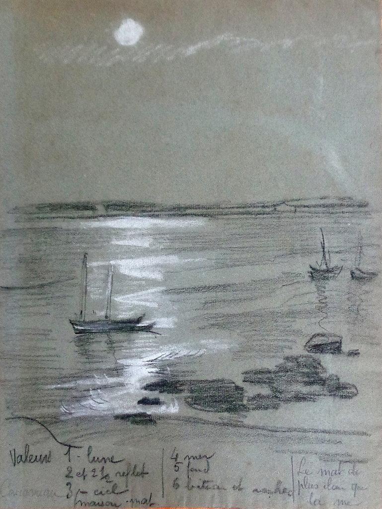 concarneau 1929