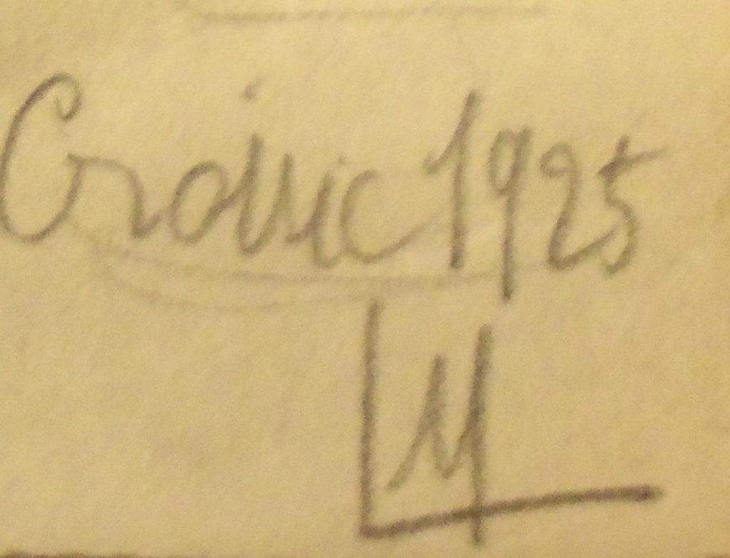 signature de dessin