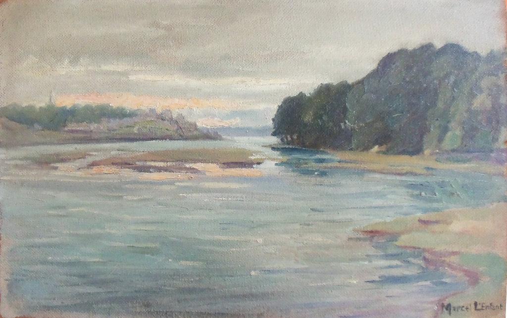 embouchure de la Ria