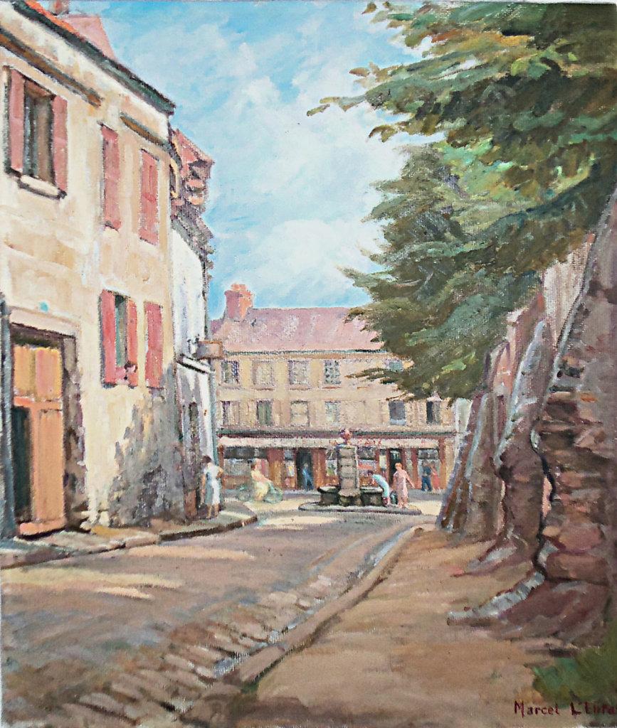 Franconville, Rue des Cormeilles