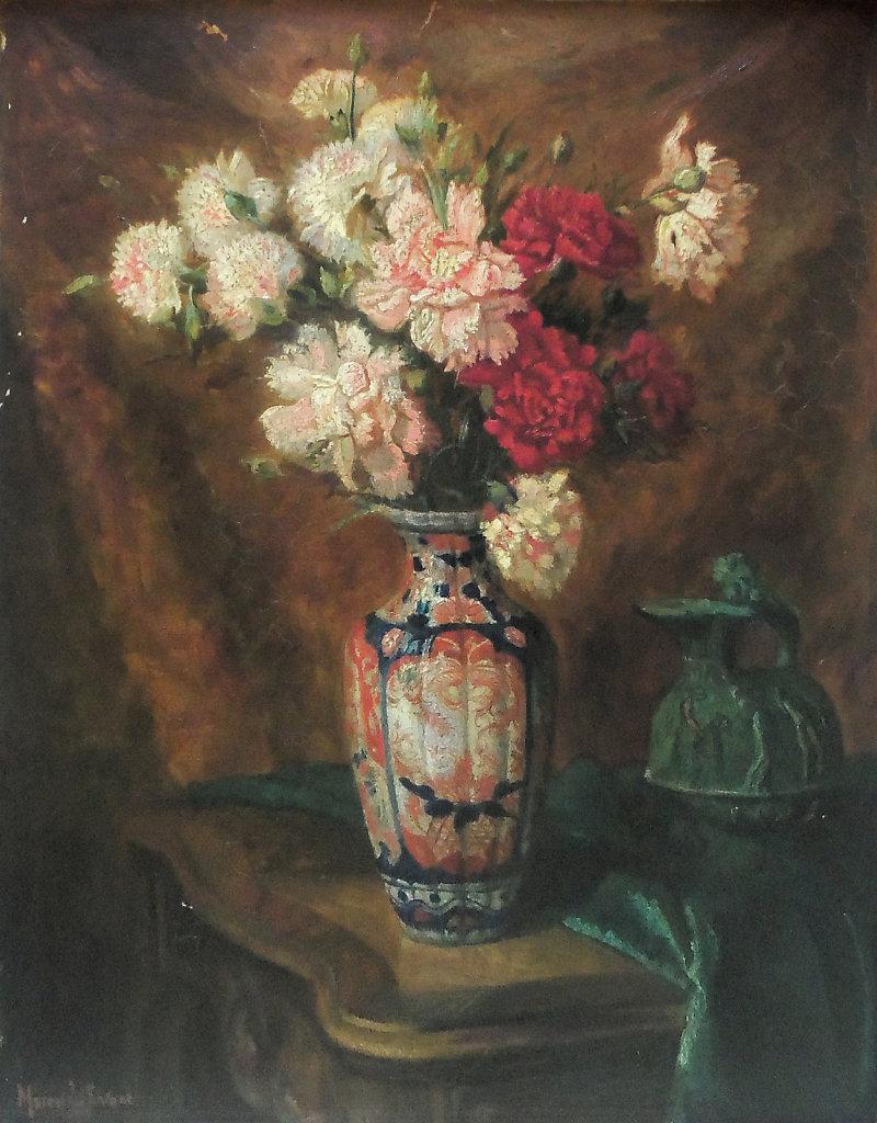 Bouquet d'oeillets