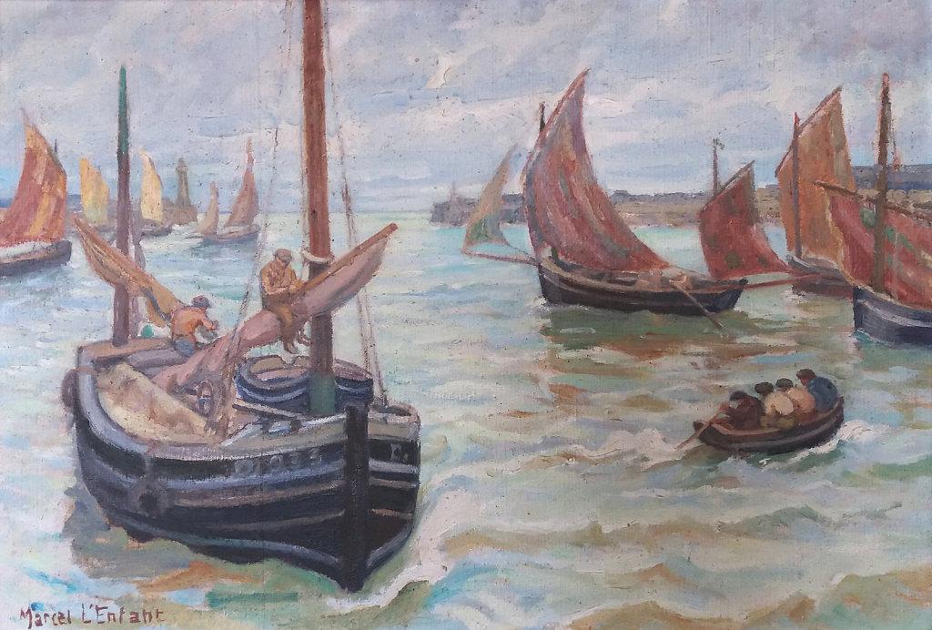 Port breton, lequel?