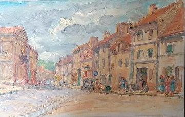Franconville rue de Parisr