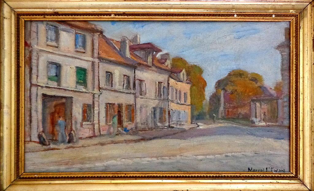 rue d'Ermont à Franconville