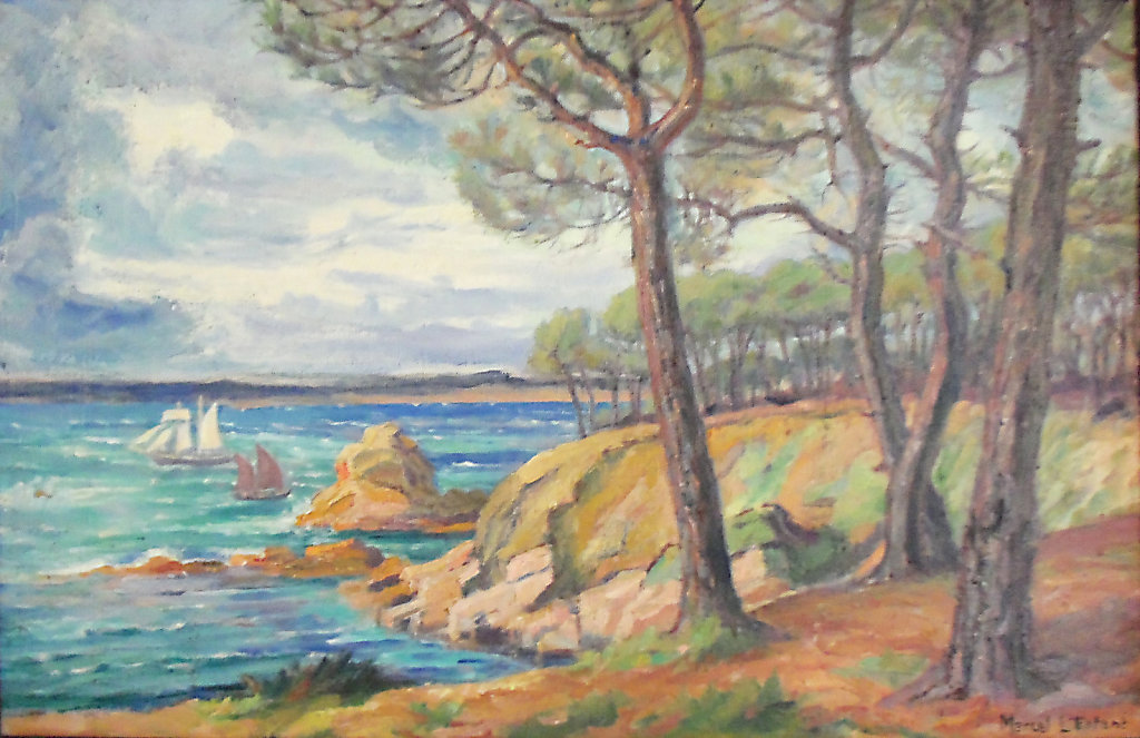 Bréhat 1922, Le Goaréva