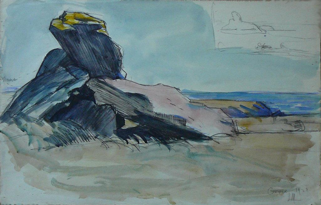 Groix, Rochers de Kerlard