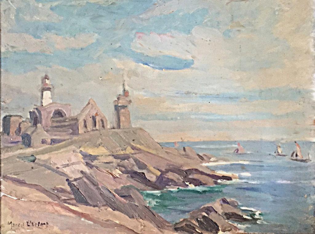 Pointe Saint Mathieu 29, sud du Conquet