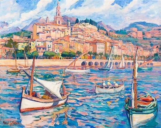 Midi (Marseille, Menton, Saint-Tropez, Villefranche...)
