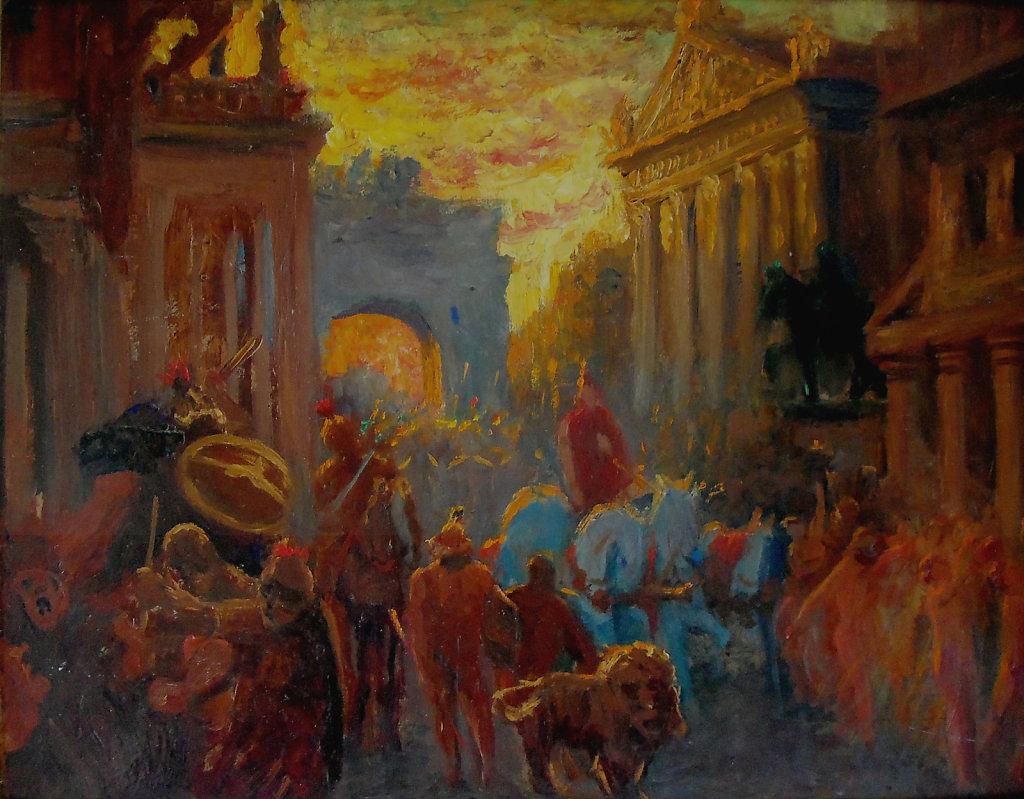 Grand Incendie de Rome