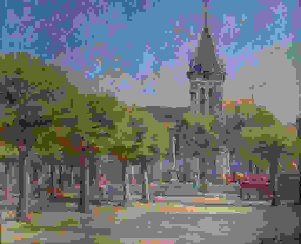 Église du Plessis-Bouchard