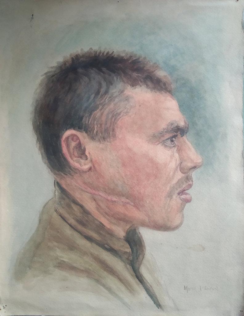 soldat blessé